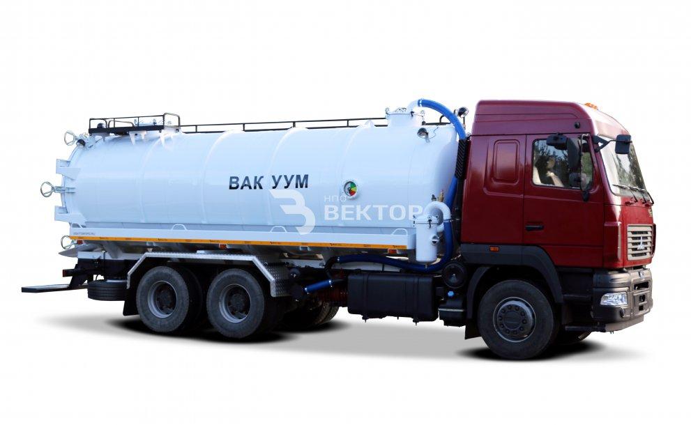 МВ-22ОД МАЗ-6312C9