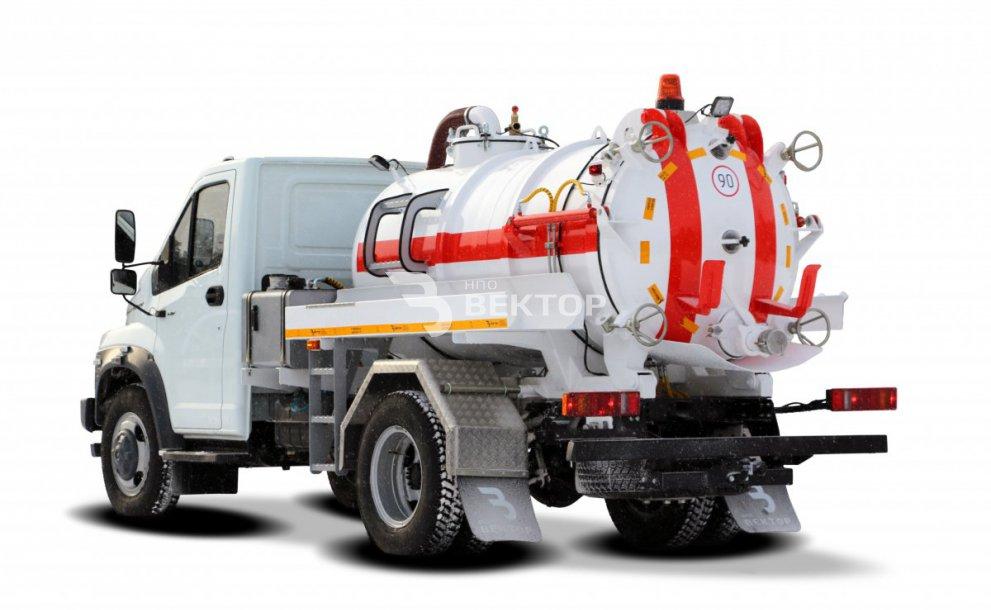 МВ-3,5 ГАЗ NEXT (2021)