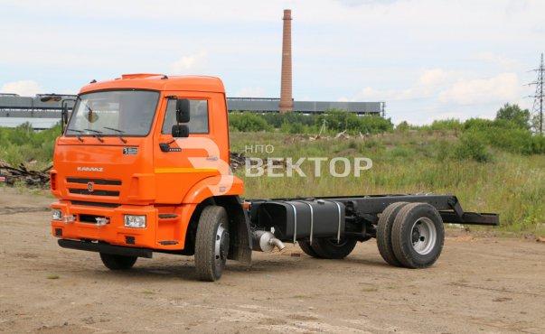 КАМАЗ 43253-66 Е5