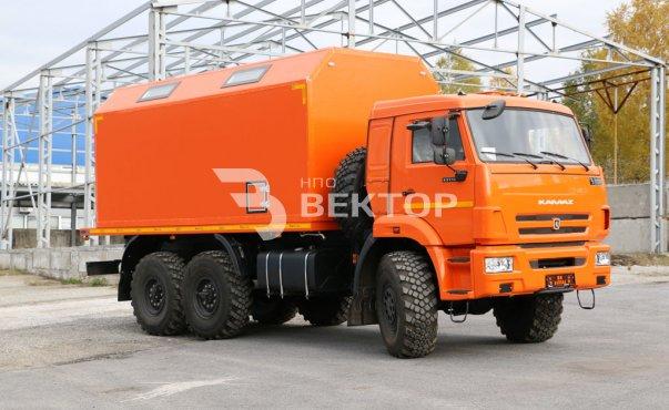 ПАРМ КАМАЗ-43118
