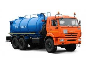 Cesspool trucks MV-12 KAMAZ-43118 фото