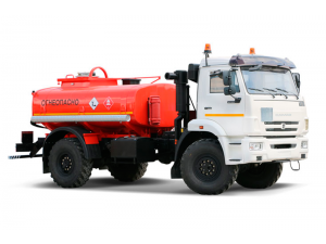 Автоцистерна для светлых ГСМ (бензовоз) АЦ-7,5 КАМАЗ-43502 фото