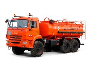 Автотопливозаправщик АТЗ-12 КАМАЗ-43118 фото