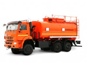 Gasoline tankers for light oil products AC-20 KAMAZ-6522 фото