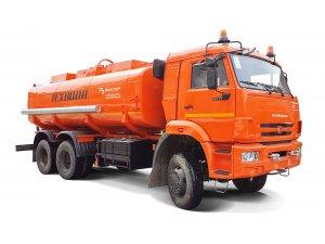 Oil-field tankers ACN-17 KAMAZ-65111 фото