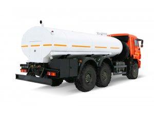 Автоцистерна для пищевых жидкостей АЦПТ–10 КАМАЗ-43118 с мотопомпой фото