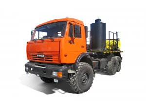 Агрегат депарафинизации скважин АДПМ-12/150 КАМАЗ-43118  фото