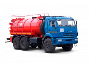Вакуумные агрегаты АКН-10ОД Тех.жидкость КАМАЗ-43118 фото