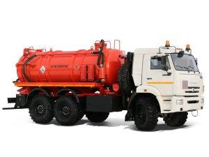 Вакуумный агрегат АКНС-10 КАМАЗ-43118 фото