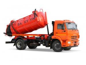МВC-7,5 КАМАЗ-43253 фото
