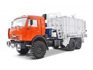 Агрегат смесительно-осреднительный АСО-25 КАМАЗ-43118 фото