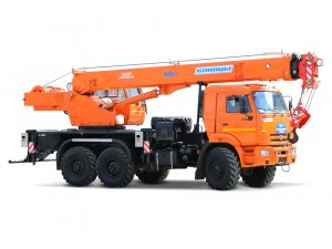 Автокран КС-35719-7-02 Клинцы (16 тонн) фото