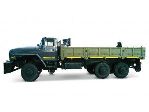 Локомобиль ЛОКО-2 на базе Урал-4320 фото