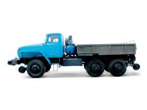 Локомобиль ЛОКО-3 Урал-4320 фото