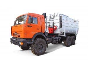 Агрегат смесительно-осреднительный УСО-20Р1 КАМАЗ-43118 фото