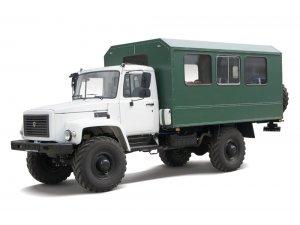 Вахтовый автобус ГАЗ-33081 Садко  фото