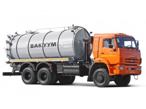 Cesspool trucks MV-10 KAMAZ-65115 фото