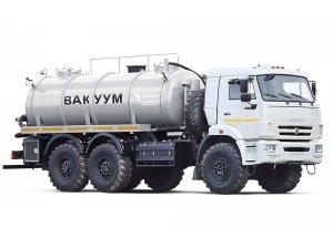 Cesspool trucks MV-10 KAMAZ-43118 фото