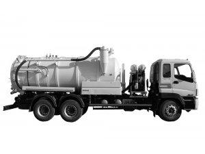 Илососные машины АКНС-14 ISUZU фото