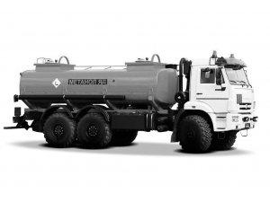 Автоцистерна нефтепромысловая АЦМ-12 КАМАЗ-43118-МЕТАНОЛ фото