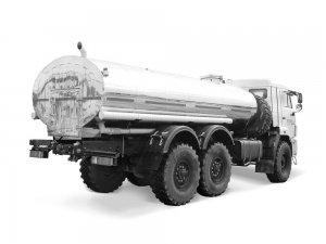 Автоцистерна для пищевых жидкостей АЦПТ–9,5/10П КАМАЗ-43118 фото