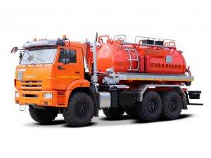 Вакуумный агрегат АКН-10 КАМАЗ-43118 РБА фото