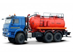 Вакуумный агрегат АКН-10М КАМАЗ-43118 фото