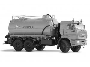 Вакуумный агрегат АКН-16 КАМАЗ-43118  фото