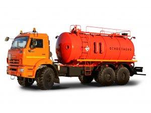 Вакуумный агрегат АКН-15 КАМАЗ-43118 (Двухконтурный подогрев)  фото