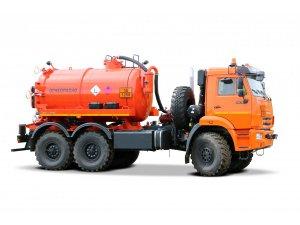 Вакуумный агрегат АКН-7,5ОД КАМАЗ-43118 фото