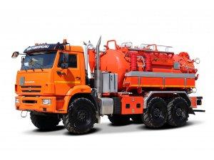 Вакуумный агрегат АКНС-10 КАМАЗ-43118 АТЕХ фото