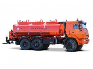Автотопливозаправщик АТЗ-12,5 КАМАЗ-43118 (ЛИКАРД-АЗС) фото