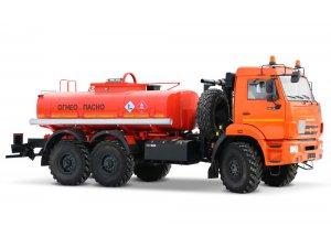 Автотопливозаправщик АТЗ-8 КАМАЗ-43118 фото