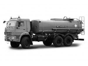 Автоцистерна нефтепромысловая АЦН-16,5М КАМАЗ-65111-МЕТАНОЛ фото