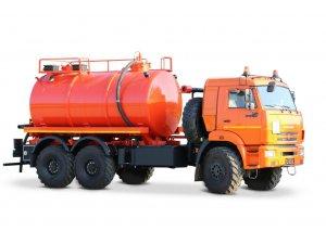 АКН-10 на шасси КАМАЗ-43118 ТЛ600 фото