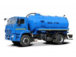 Вакуумная машина МВ-12 КАМАЗ-53605 РБА фото