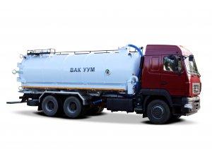 Вакуумная машина МВ-22ОД VEKTORBIZ МАЗ-6312C9 фото