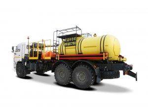 Агрегат кислотной обработки скважин СИН-32 КАМАЗ-43118 (стеклопластик)   фото